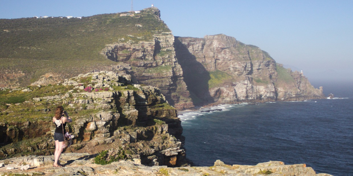 Reason to visit South Africa: Alone