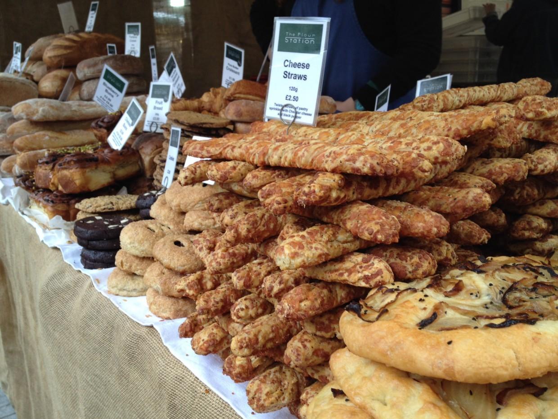Real Food Market London bread