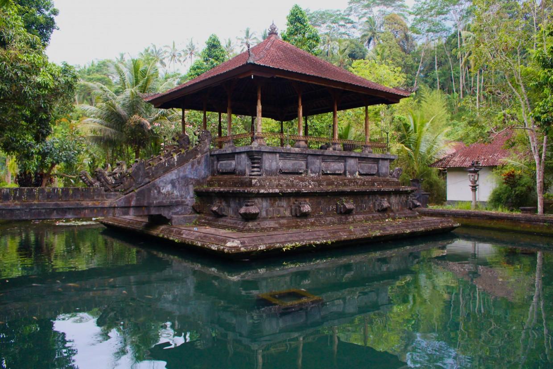 Tampak Siring temple, Bali