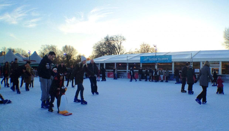 Ice rink Winterville