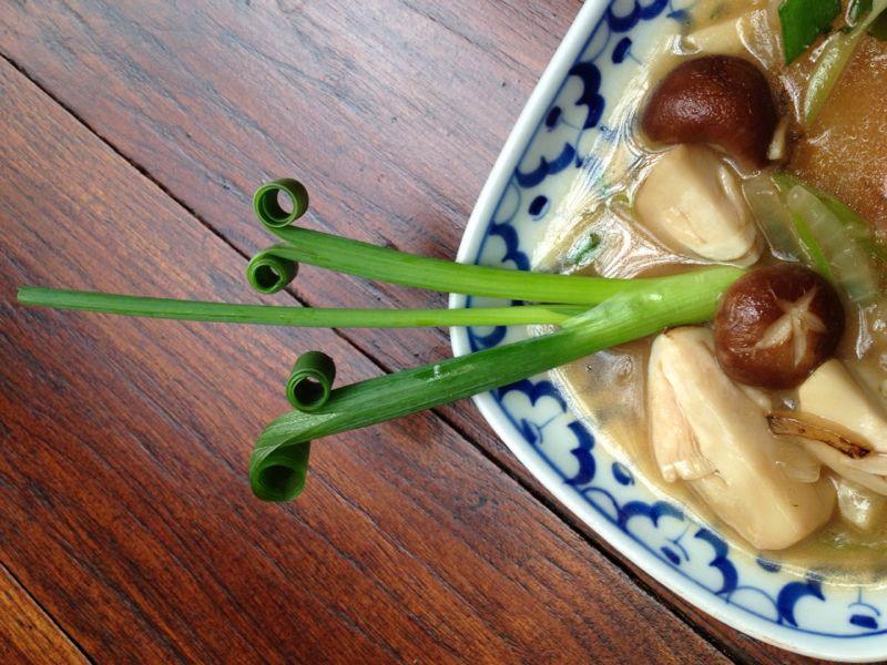Thai meal Bangkok