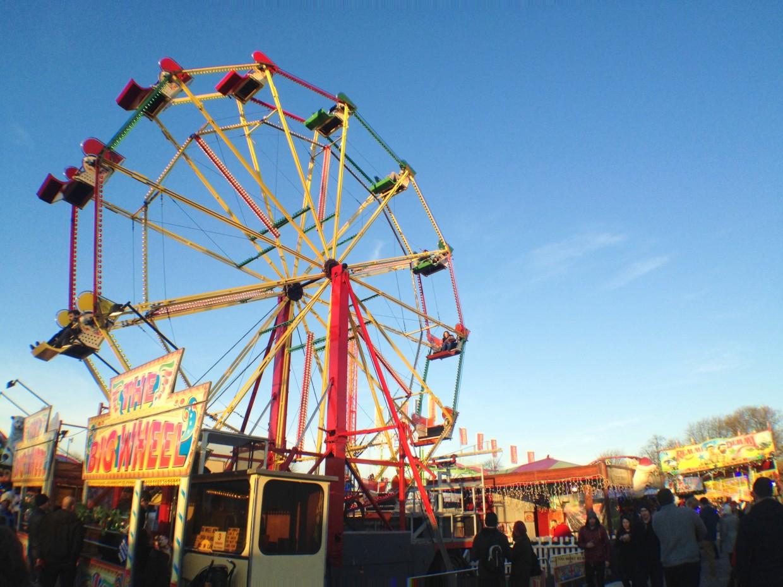 Winterville Ferris Wheel