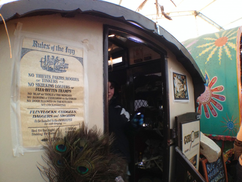 Winterville stall