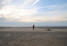 The Beach, De Panne, Belgium