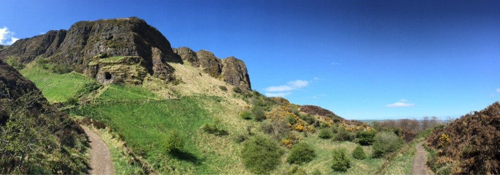 Cavehill and cave