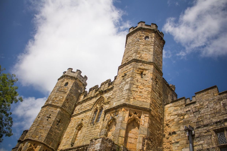 Gatehouse, Battle Abbey