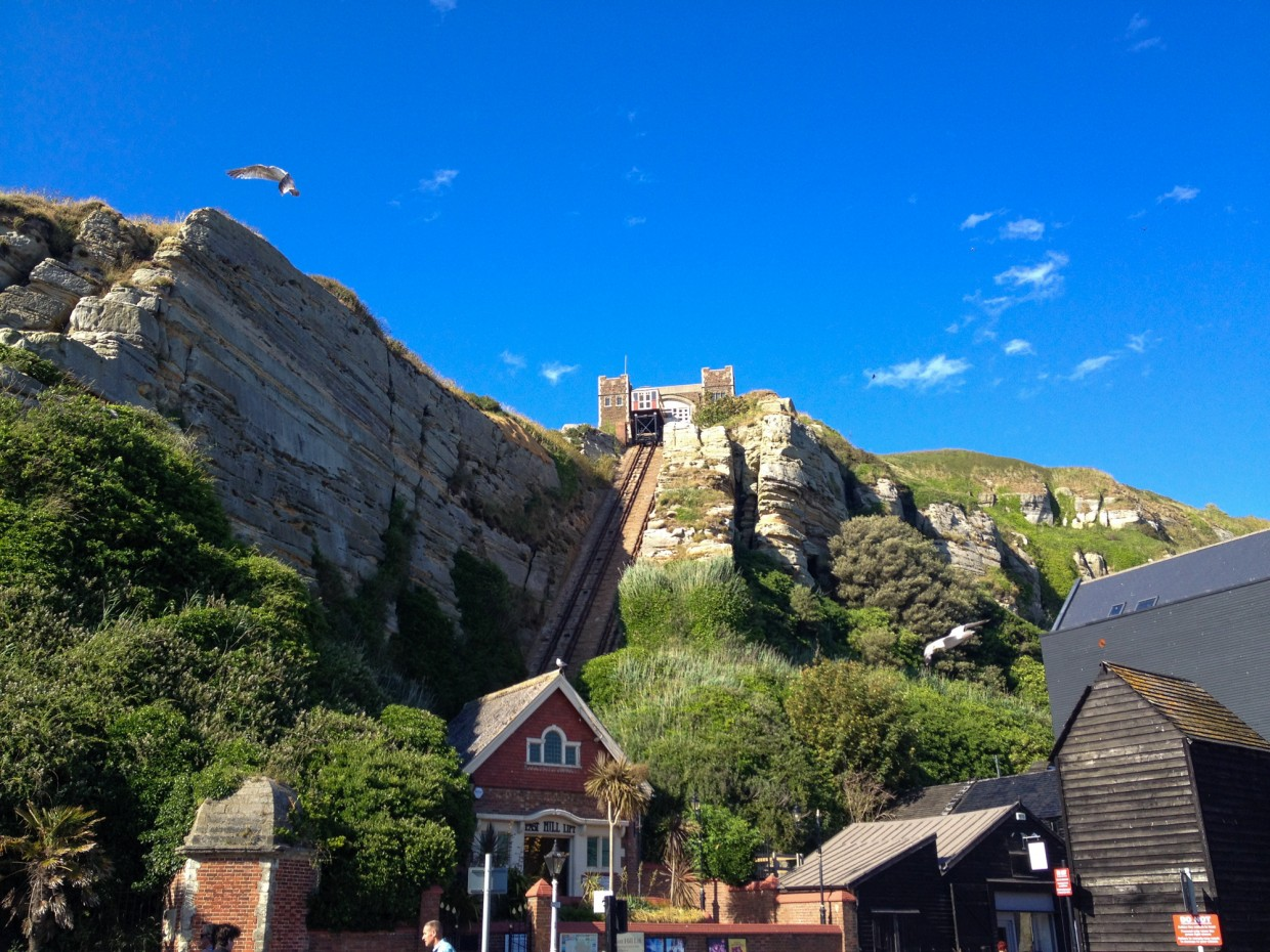 Things to do in Hastings - Hastings Funicular