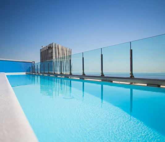 Hotel Barcelona Princess Rooftop Pool