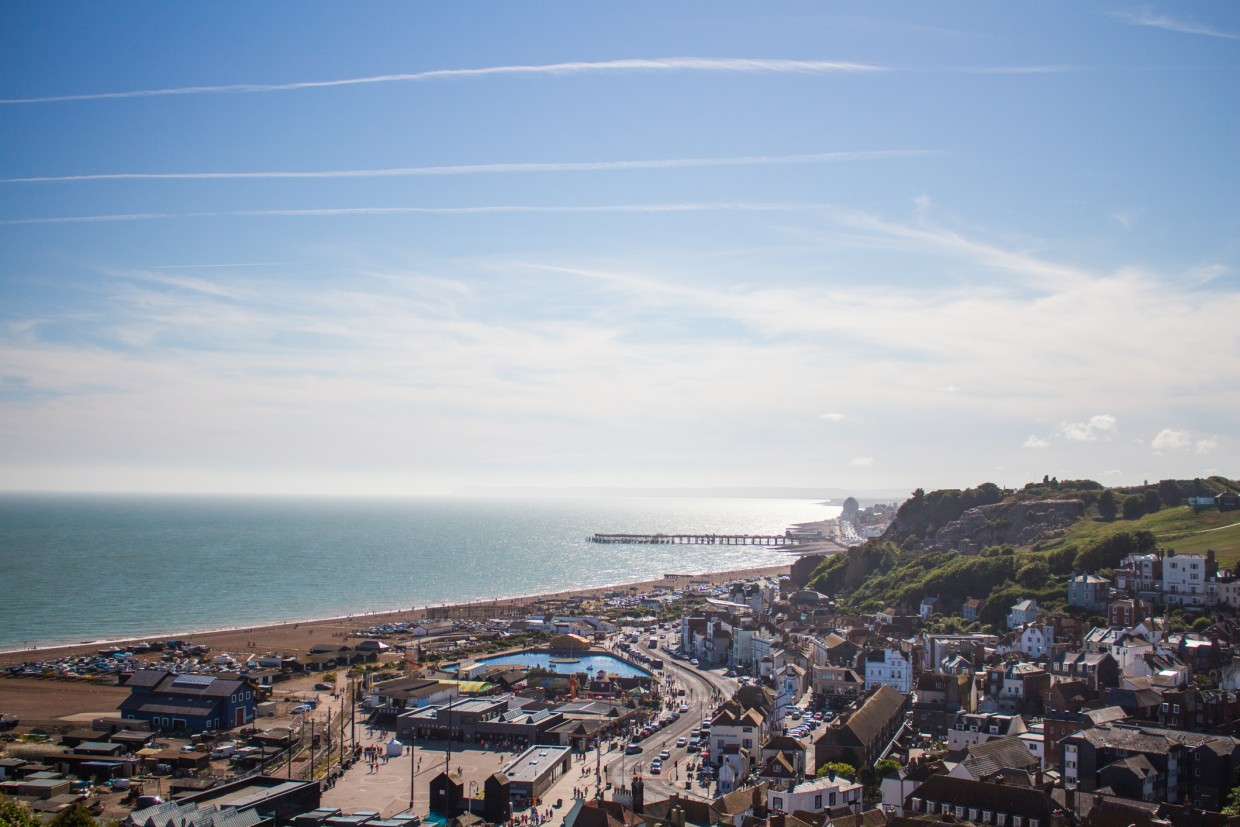 Things to do in Hastings - View of Hastings