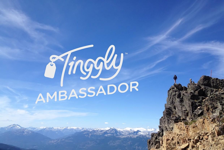 Tinggly Ambassador Non Stop Destination