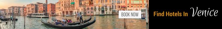 Book a hotel in Venice, Italy