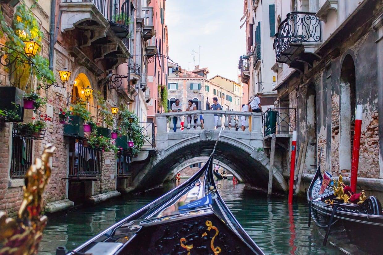 venice italy gondola cost - photo#3