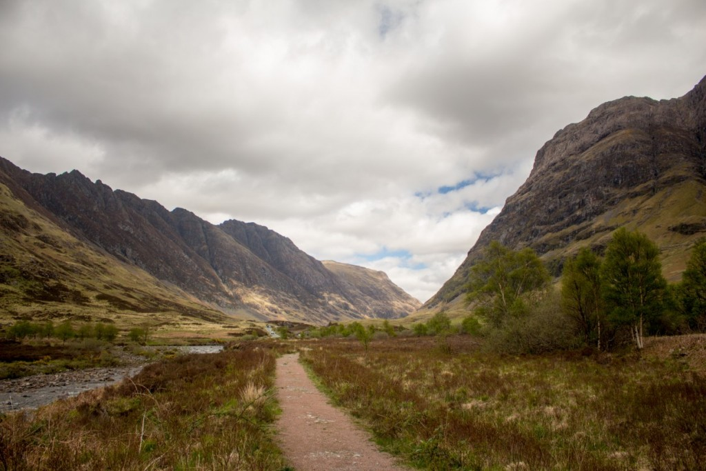Road trip, Glencoe, Scotland