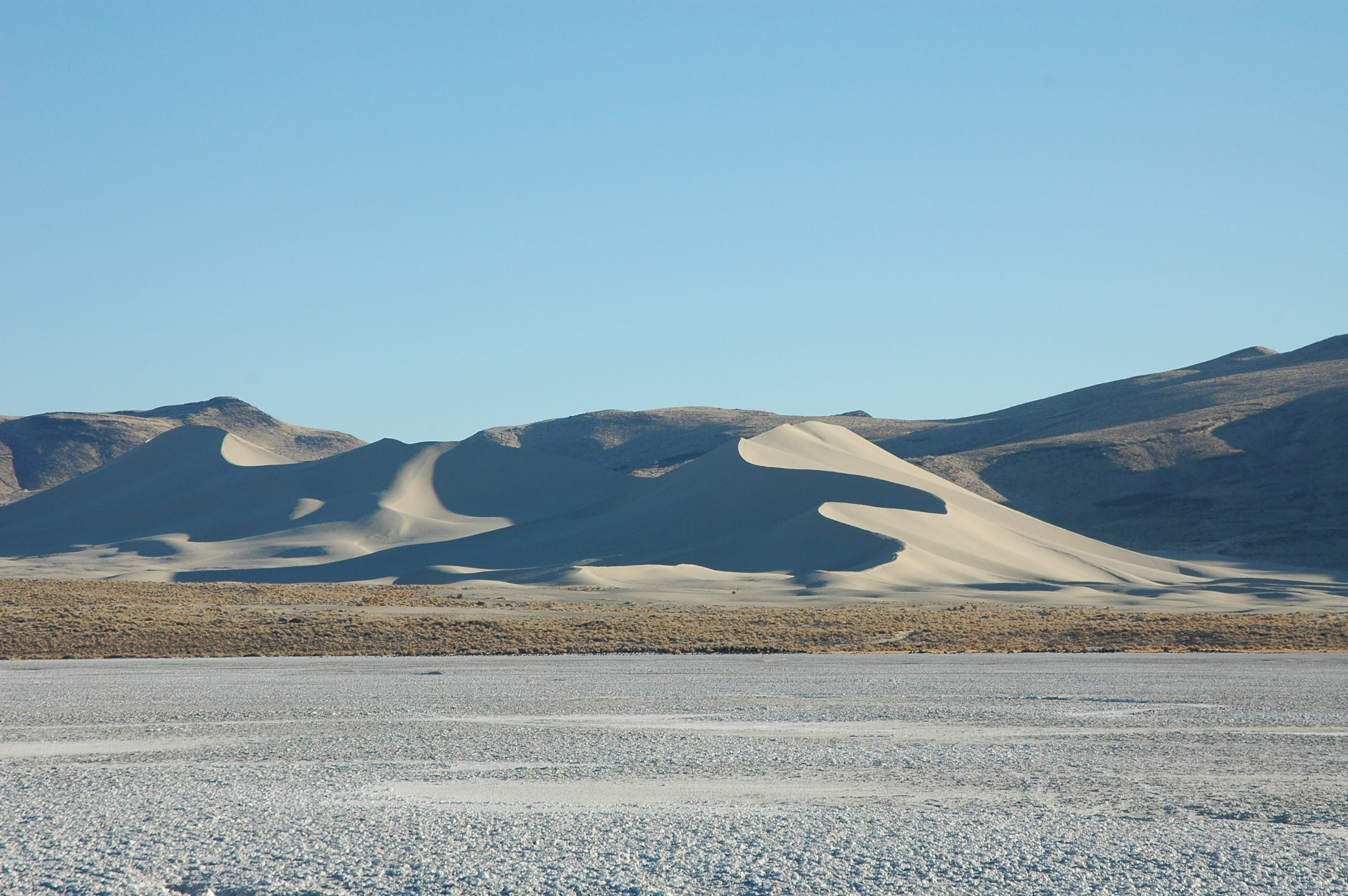 Pony Express Territory dunes