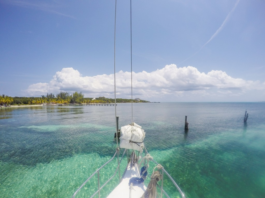 Isla Mujeres boat trip
