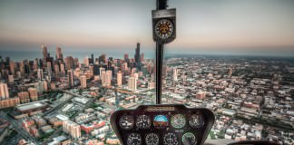 Helicopter Ride Chicago