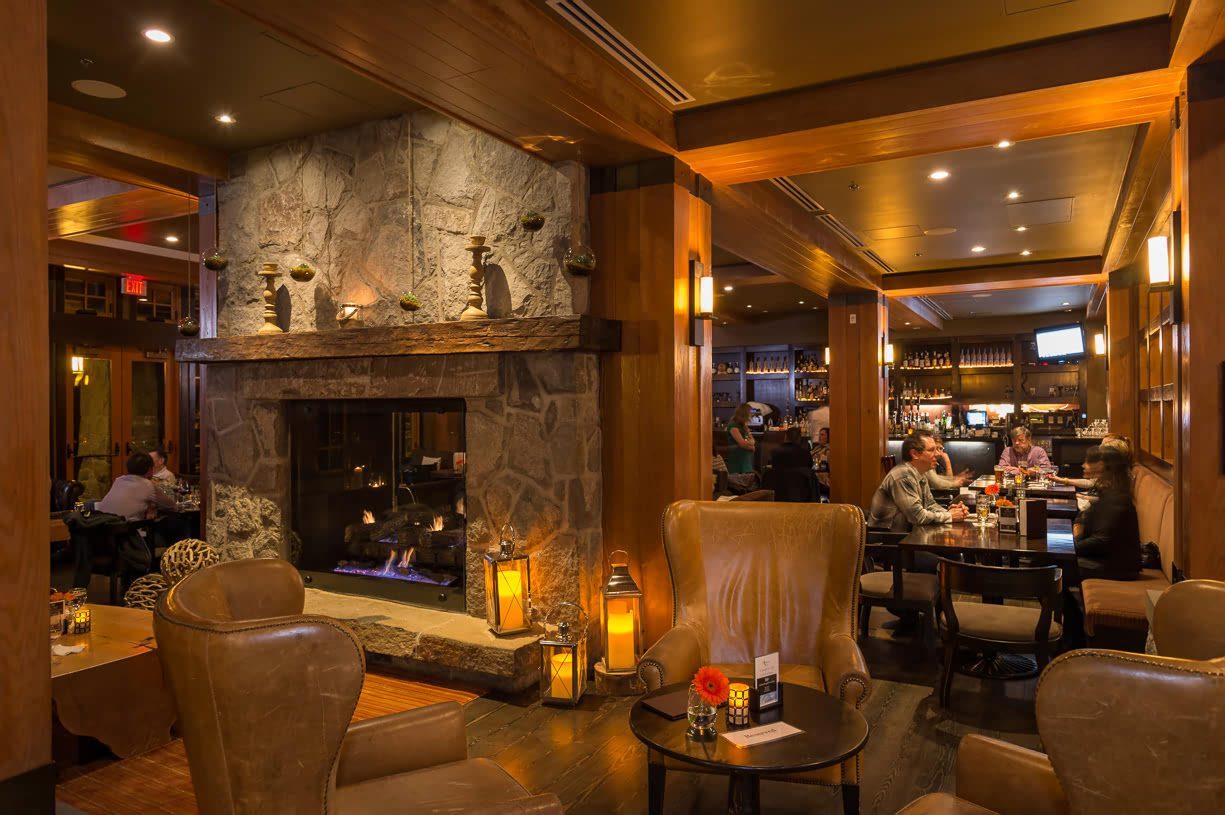 Cure Lounge Nita Lake Lodge
