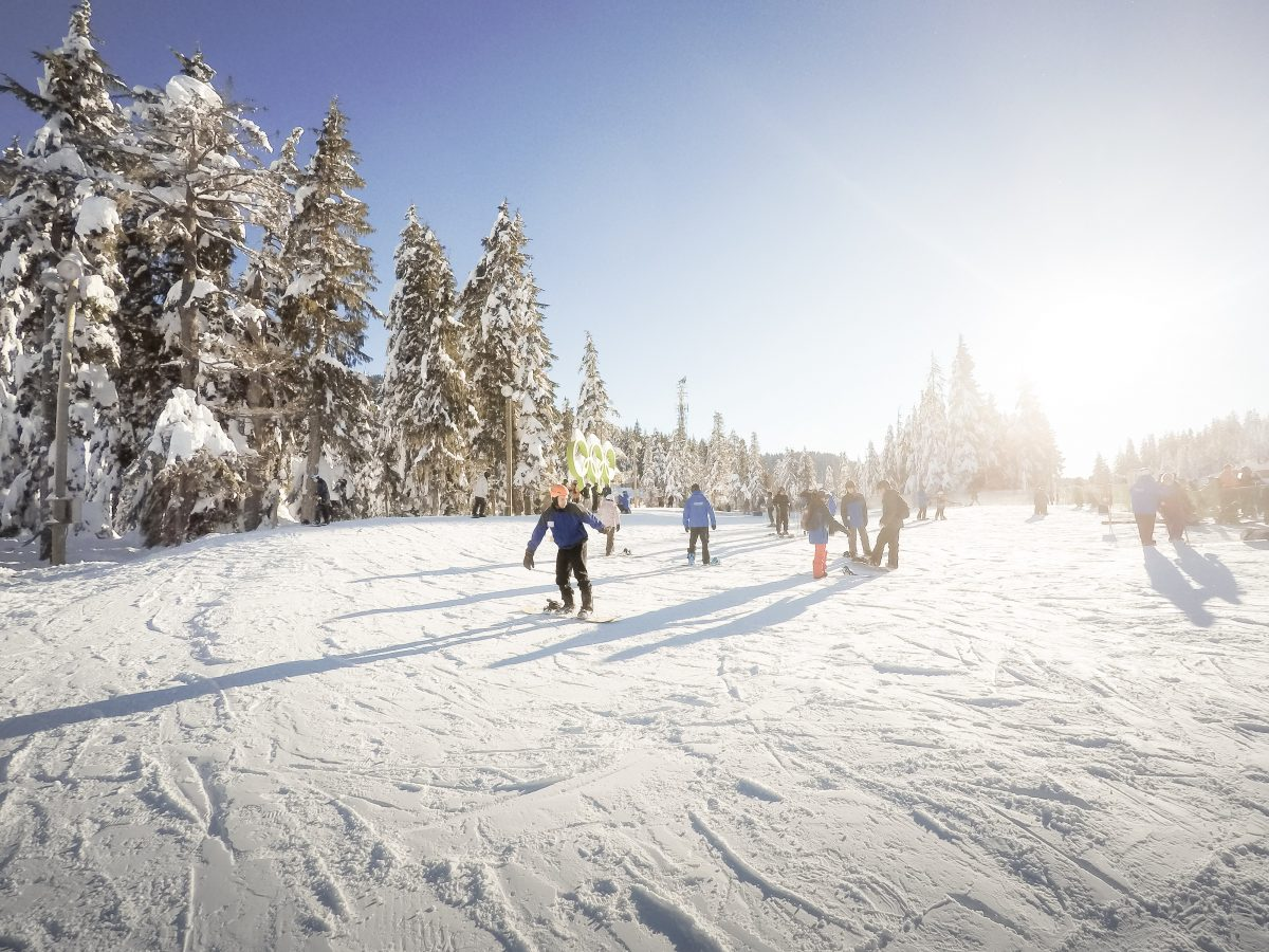 Snowboarding in Vancouver top 7 things to do in Vancouver