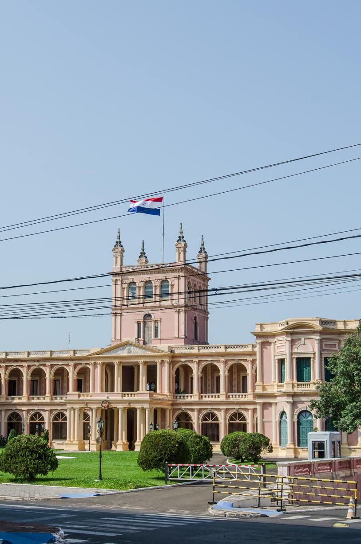 Paraguay city