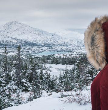 White pass view - Alaska