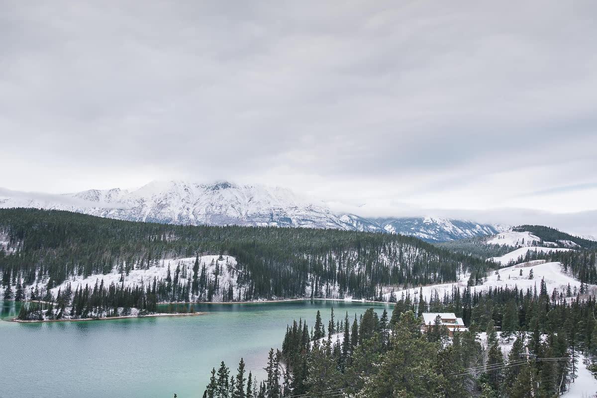 Emerald Lake Whitehorse