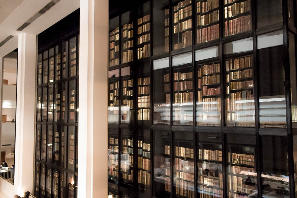 British Library Books unusual places to visit in London