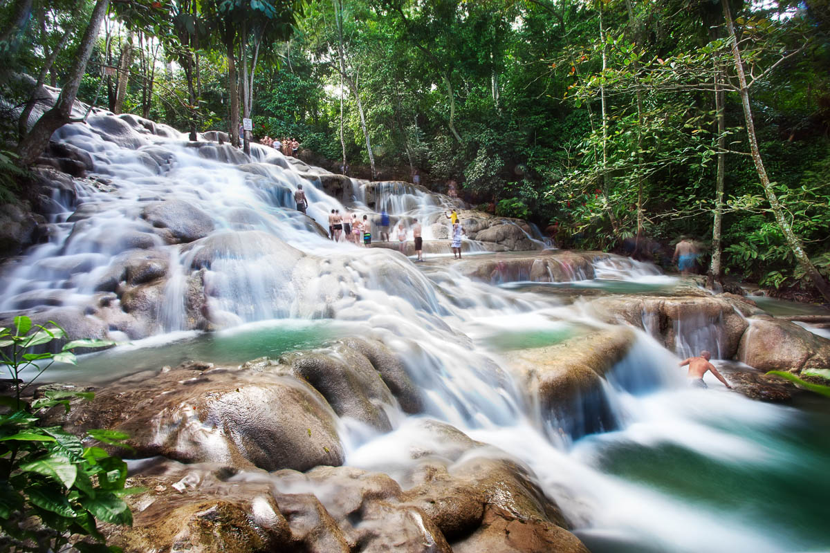 Dunn's River Falls - Montego Bay excursion