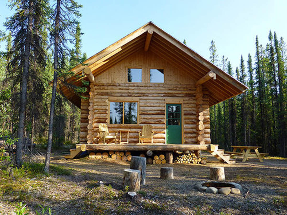 Frances Lake Cabin Rentals