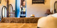 Casa Colonial El Patio bedroom