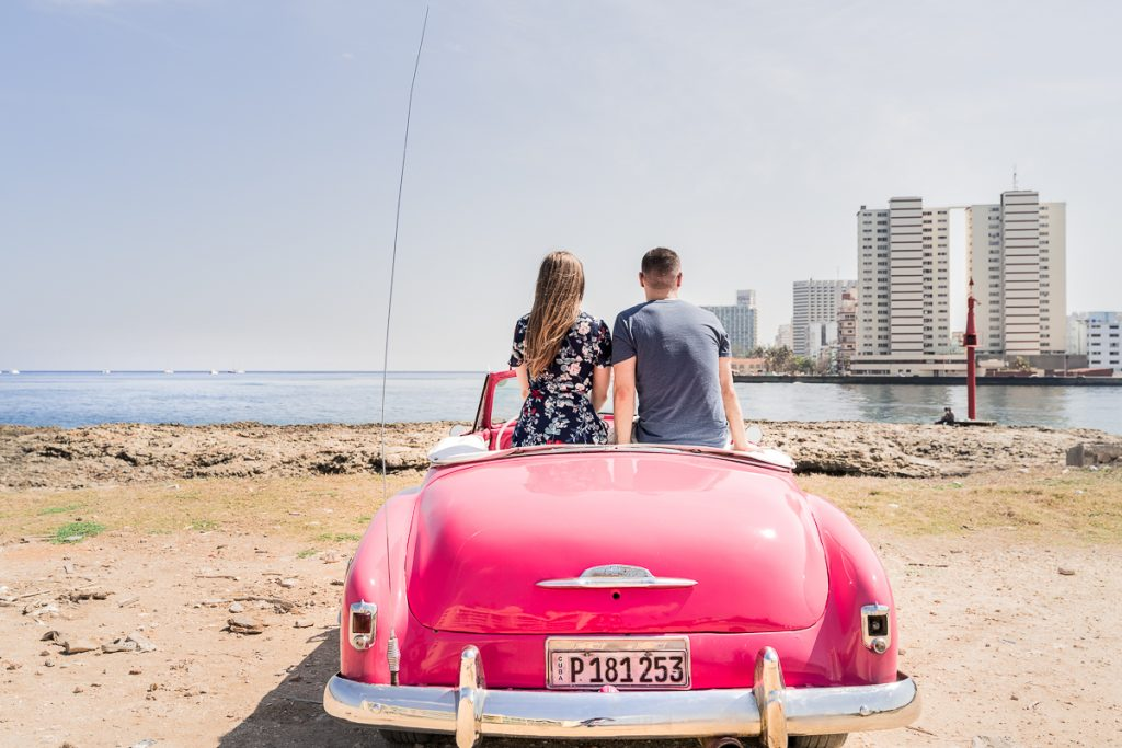 Havana vintage car tour 2 week Cuba itinerary