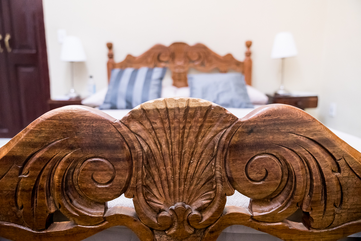 Hostal San Juan bedroom
