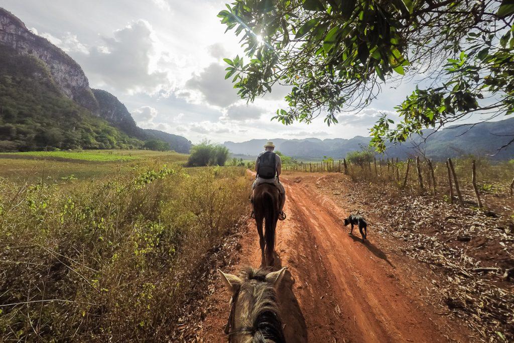 Vinales Cuba horseback riding