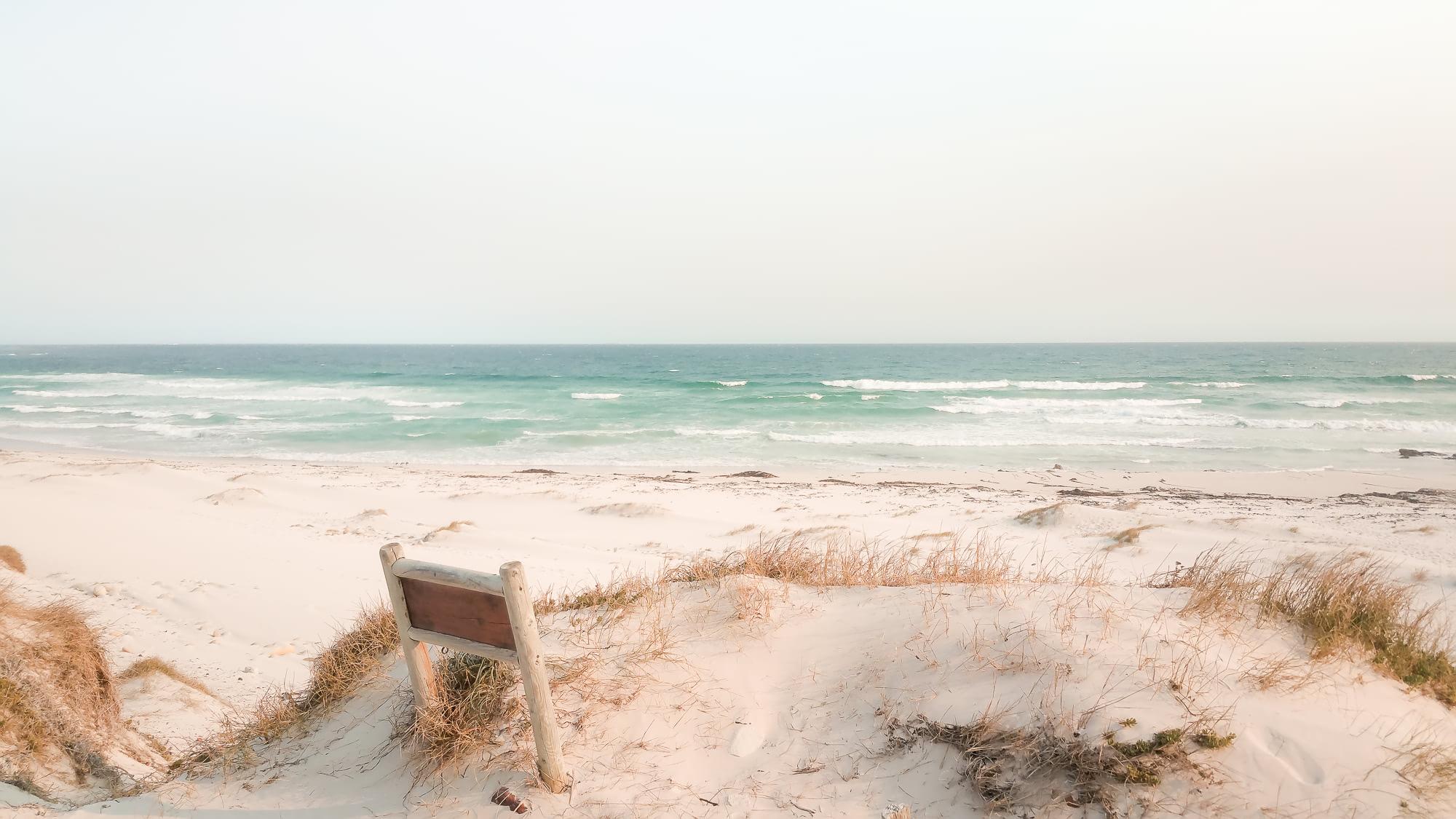 Platboom Beach South Africa