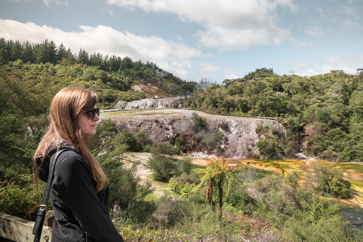 Orakai Korako Geothermal Park