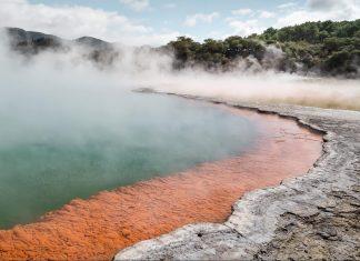 Waiotapu Thermal Rotorua