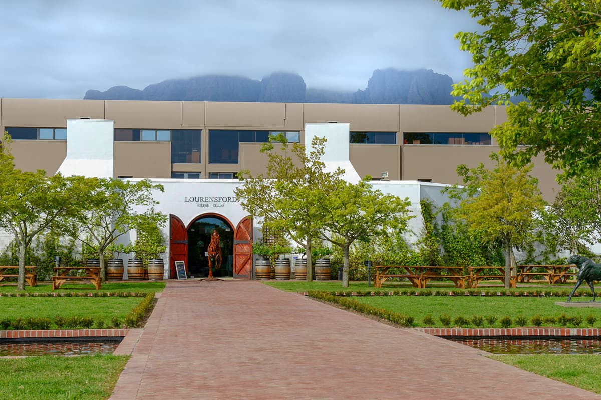 Lourensford Wine farm