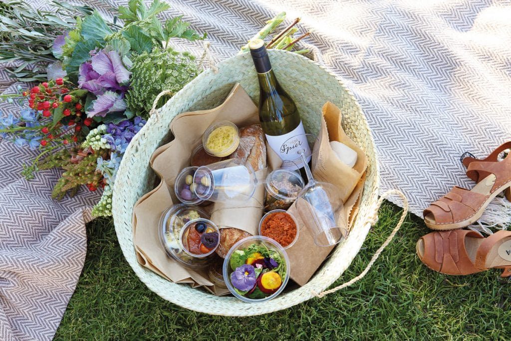 Spier Farm Kitchen - picnic basket