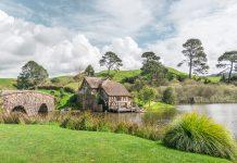 Visiting Hobbiton New Zealand Matamata
