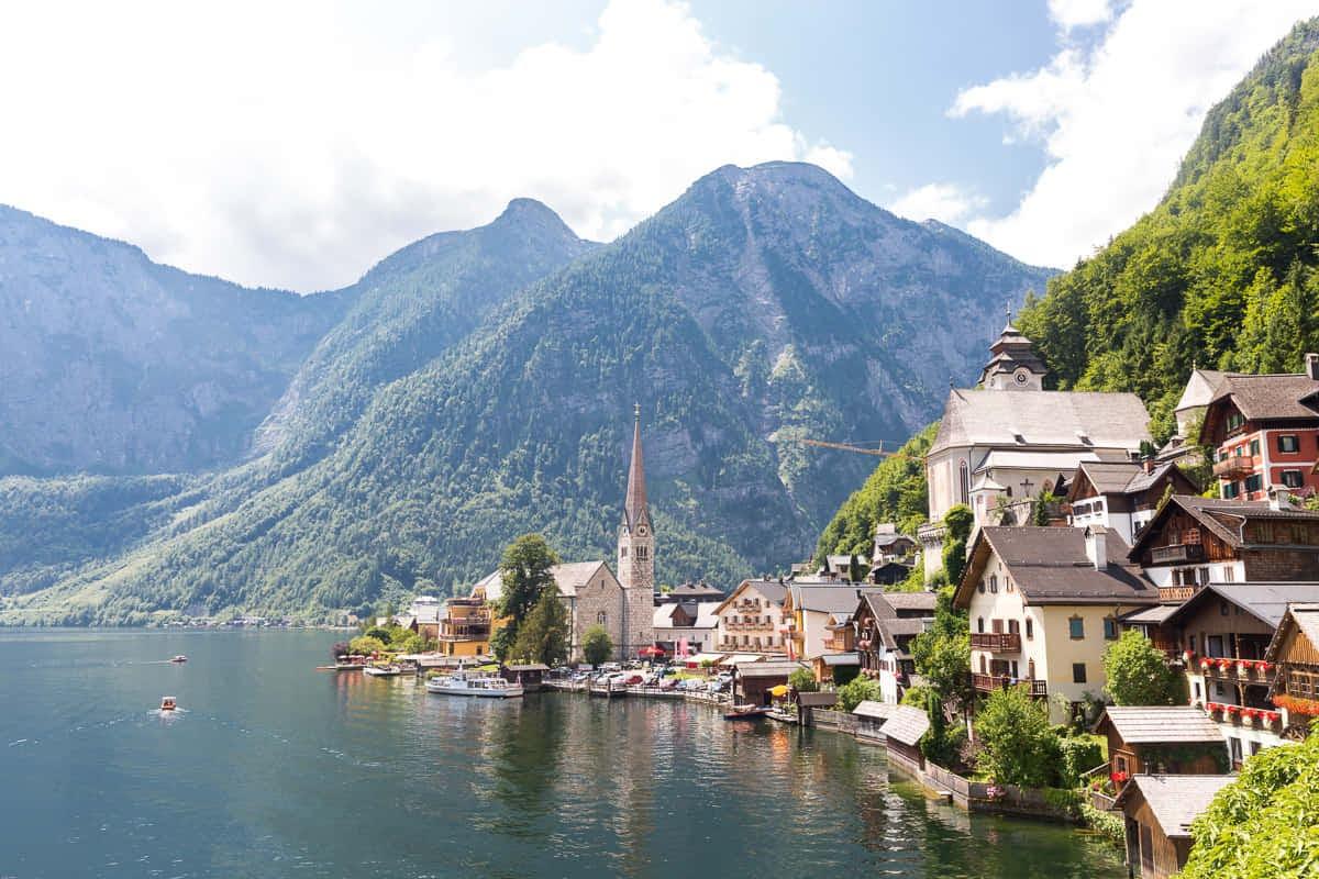Salzburg to Hallstatt day trip
