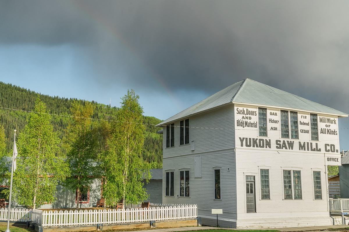 Dawson City Canada Yukon