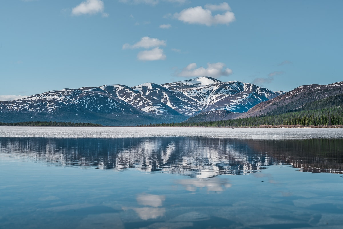 Fish Lake one week Yukon