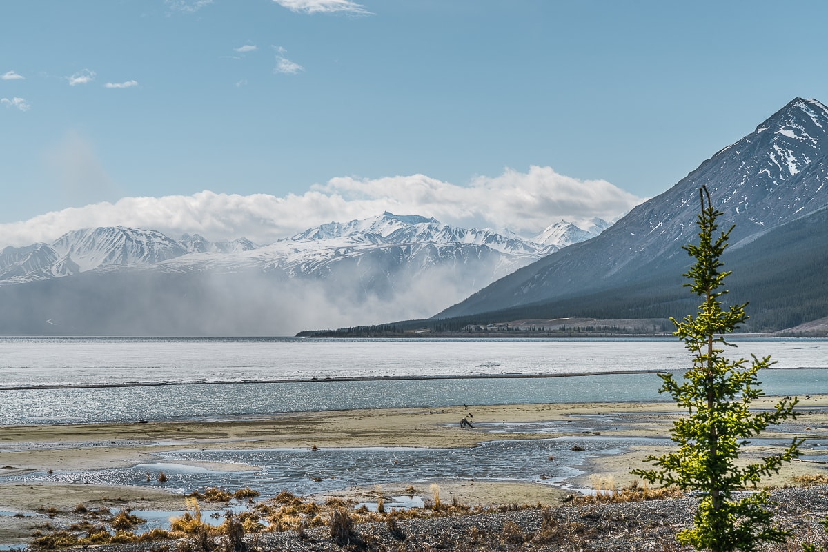 Kluane Lake One week Yukon