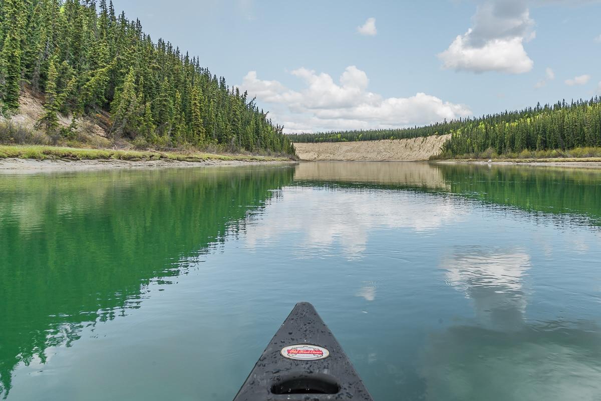 Yukon River Canoe Trip Whitehorse